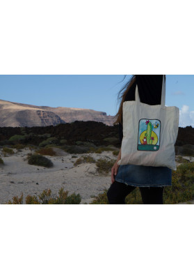 Shopper Bag serie Cactus