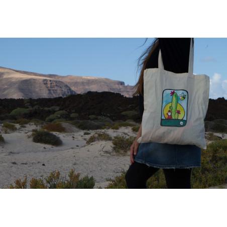 Shopper Bag serie Cactus