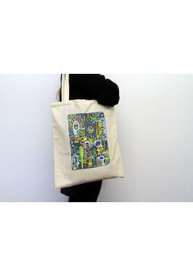 Shopper Bag Altri Mondi con...