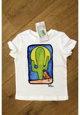 T-shirt bambino Serie Cactus