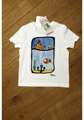 T-shirt bambino Serie Mare