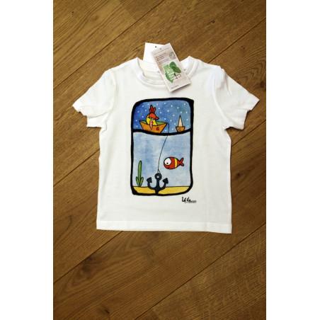 T-Shirt bambino Mare