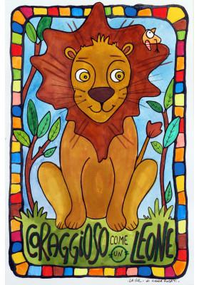 coraggioso come un leone