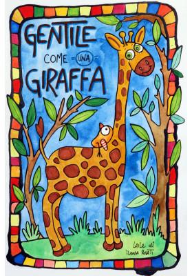 Gentile come una giraffa