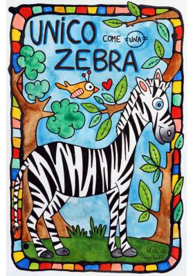 Unico come una zebra