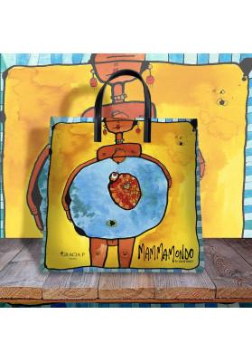 Shopper Bag Mammamondo