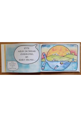 Libro Illustrato: Vito...