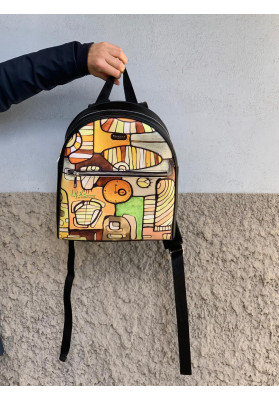 """Backpack 2/2 - """"Even the..."""